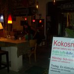 Kokosnuss restaurant