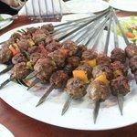Afghan Charcoal Kebab