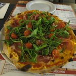 Pizza at Dining