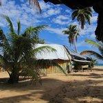 Taiana's Beach Fale