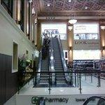 Inside Walgreens