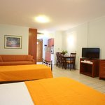 Junior suite for 4