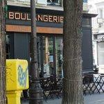 Neighbouring boulangerie-patisserie