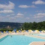 VVF Villages Hauts de Najac : piscine