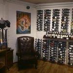 Indoor Cigar Sampling Lounge in Cambridge