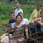 Bullock Cart Ride @ Parashar Agritourism, Junnar