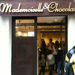 le bar à chocolat