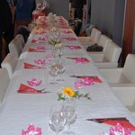 Notre propre décoration de table !