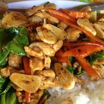 Garlic-Pepper Chicken