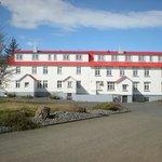 Front view -- Guesthouse Egilsstadir
