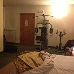 Camera enorme con letto king size!