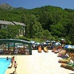 VVF Villages Saint-Léger-les-Mélèzes : piscine