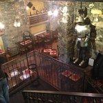 l interno di cave di roi