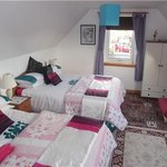 Master Bedroom Featuring King Size bed, double bed and En-suite,