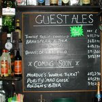 GUEST ALES change weekly