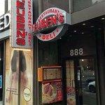 Reuben's Restaurant 888 Ste Catherine West, Corner McGill