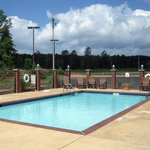 Holiday Inn Express Natchitoches Pool