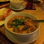 Best red Thai curry!