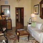 Reddish Egret Suite Living Room