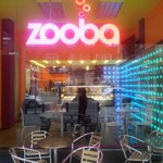 The awesome Zooba sign