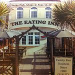 Summers day at The Eating Inn