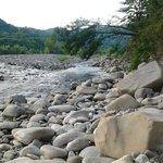 a poche centinaia di metri c'è fiume serchio per passeggiare o pescare