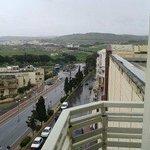 Fifth floor Balcony View