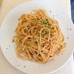 Spaghettoni ai ricci