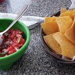 Great salsa!