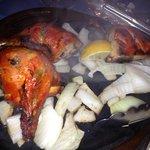 tandoori chicken yummy