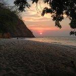 Four Seasons Papagayo, sunset view