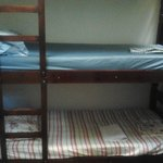 bunks in the dorm- all new