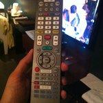 Remote control ควบคุมได้ทุกอย่างทั้ง TV-Light-aircondition