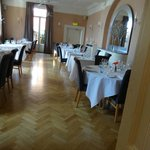 Main dining room, also used for breakfast