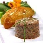 Steak Tartar Café Journal