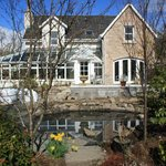 Balmillig with new garden pool