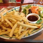 frites pataterie