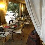 Restaurant/terrace