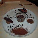 Dessert 100% chocolat...