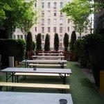 terrazza con bar