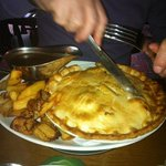 pie on a plate !! fantastic