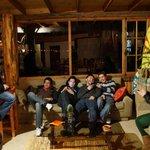 """Comentando en facebook: """"Disfrutando de la hospitalidad de Elqui-Lombo"""""""