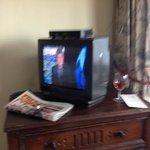 need to update tv room 8