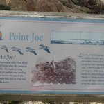 Point Joe marker
