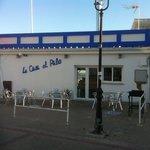 Restaurante casa del palo