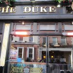 Starting point at The Duke
