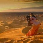 merzouga desert nomad life