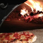 Traditional Wood Fired Pizza