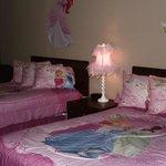 Princess Poolside Room