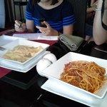 Cream and Tomato Pasta Dishes!